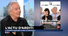 """P.Arditi / E.Bouix : """"Dans notre couple, on prend l'air … en étant ensemble !"""""""