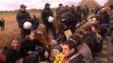 Convoi nucléaire : des dizaines de milliers de manifestants mobilisés