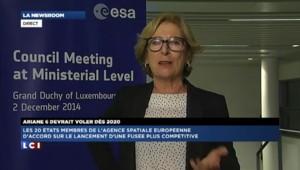 """Ariane 6 : """"Ça va être très bon pour l'emploi en France"""""""