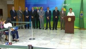 Brésil : Dilma Rousseff sous le coup d'une procédure de destitution