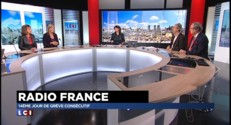"""Grève à Radio France :""""Mathieu Gallet n'est pas responsable de la situation financière"""""""