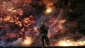 Incendie californie san francisco parc yosémite