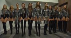 Le 13 heures du 2 octobre 2014 : Les mannequins du concours Elite se pr�rent pour la finale - 1765.3049266967776