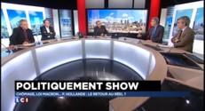 """Loi Macron : """"L'exemple type de la dérive de notre système parlementaire"""" pour Guaino"""