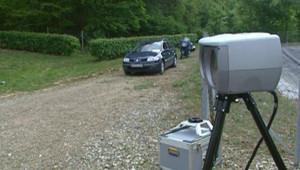 TF1/LCI : Nouveau radar mobile transférant ses données par Wi-fi