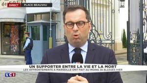 """Violences à Marseille : le Ministère de l'Intérieur prévoit """"des interdictions à paraître"""""""