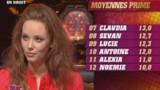 Star Ac' 7: Claudia, Noémie et Antoine nominés
