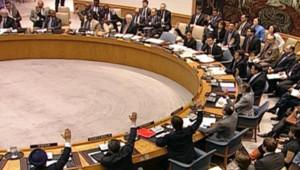 Archives : séance du Conseil de sécurité de l'Onu, avril 2012