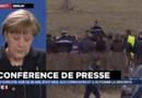 """Crash de l'A320 : """"Cette tragédie a pris un tournant inimaginable"""" pour Merkel"""