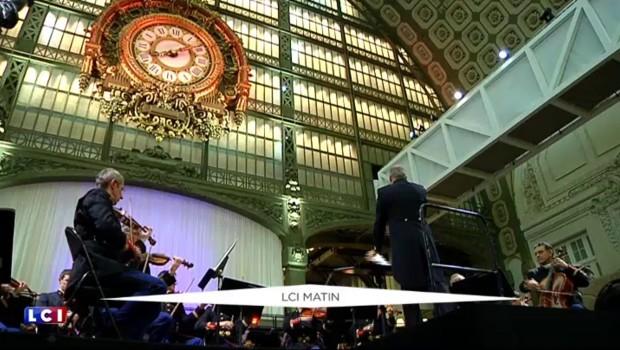 Écouter du Berlioz en admirant un Renoir, c'est possible au musée d'Orsay