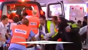 Explosion d'un bus en Israël : un tel attentat n'avait pas été perpétré depuis 2012