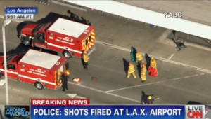 Fusillade a éclaté vendredi à l'aéroport international de Los Angeles