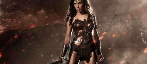 Gal Gadot en Wonder Woman dans le film Batman v Superman