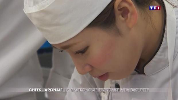 Ils ont 5 mois pour s'initier à la gastronomie française : des chefs japonais dans le Beaujolais