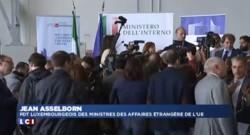 Italie : départ des premiers demandeurs d'asile transférés au sein de l'UE