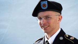 Le soldat Bradley Manning.