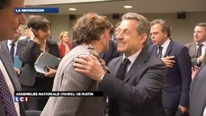 Récit de la journée chargée de Nicolas Sarkozy
