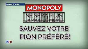 Sauvez votre pion préféré au Monopoly