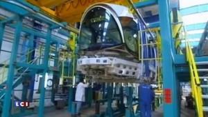 Commande géante de métros à 2 milliards d'euros pour Alstom