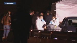 Deux personnes ont été tuées dans la nuit de lundi à mardi dans les quartiers Nord de Marseille. 31/12/13