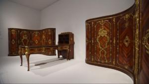Le 20 heures du 18 novembre 2014 : Exposition : A Versailles, le design longtemps avant Ikea - 1879.8405103759771