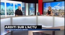 """P.Arditi dit toute """"l'estime"""" qu'il a pour François Hollande !"""