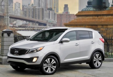 Photo 1 : SPORTAGE NOUVEAU - 2010