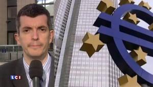Rachat de dettes d'Etat : un signal fort donné par la BCE