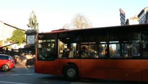 Un bus de la communauté d'agglomération de l'Albigeois