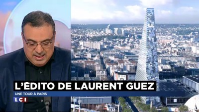 """Une tour à Paris, """"une bonne nouvelle pour la France"""""""