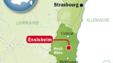 Haut-Rhin : le preneur d'otage de la prison d'Ensisheim en garde à vue