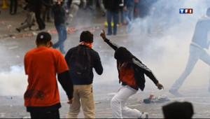 15 gardes à vue étaient toujours en cours mercredi après-midi suite aux violences lors du sacre du PSG.