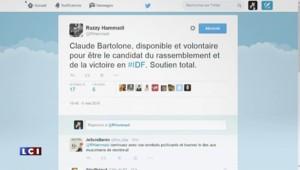 Bartolone candidat surprise en Ile-de-France : Hamon le soutient