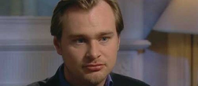Christopher Nolan ralisteur