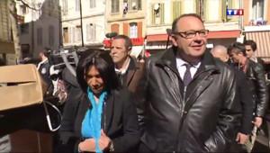 Le 20 heures du 24 mars 2014 : Municipales �arseille : le PS, devanc�� par le FN, traque les abstentionnistes - 1114.3265460205077