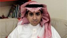 """Raef Badaoui a été condamné à dix ans de prison, une amende de 240.000 euros et 1000 coups de fouet pour """"insulte à l'islam""""."""