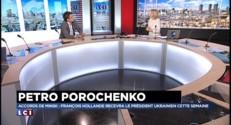 """Sanctions contre la Russie : """"Le seul moyen pour essayer de stopper sa progression dans le Donbass"""""""