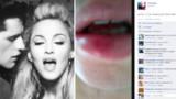 Madonna dévoile ses bleus sur internet