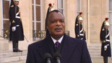 """VIDEO. """"Biens mal acquis"""" : le président congolais s'insurge contre l'enquête française"""