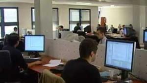 bureaux entreprise travail