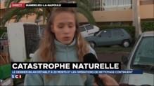 """Intempéries dans les Alpes-Maritimes : """"On a eu très peur"""", témoigne une Mandolicienne"""