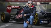 L'Espagnol Carlos Sainz Junior a été titularisé par Toro Rosso pour la saison 2015 de Formule 1.