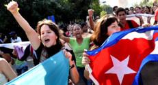 Le 20 heures du %date% : Cuba : entre euphorie et inquiétude - 98.109