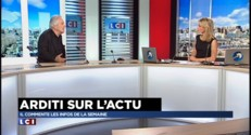 "P.Arditi / E.Macron : ""Une gauche plus contemporaine qui regarde lucidement le monde !"""