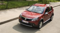 Photo Dacia Sandero Stepway : Tout chemin