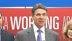 Rick Perry, le 19/1/12