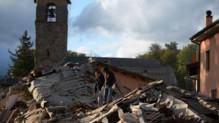 Séisme Italie tremblement de terre