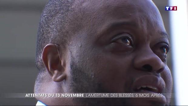 Victime des attentats de novembre, Bilal a dû avancer près de 12.000 euros de frais médicaux