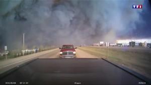 Canada : l'incendie incontrôlable, des scènes d'apocalypse