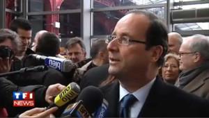 """Hollande sur le halal : il faudra """"une concertation"""""""